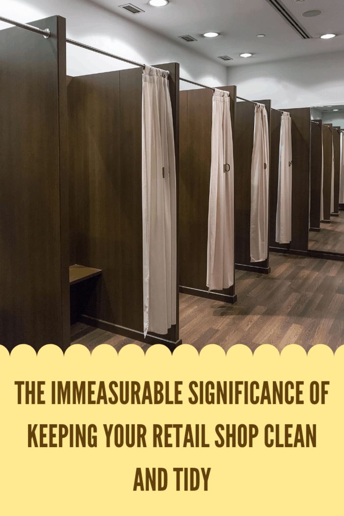When you're running a retail store, you have to pay close attention to your dressing rooms or changing rooms facilities. This type of retail shop clean and tidy dressing rooms can elevate your customer's experience.