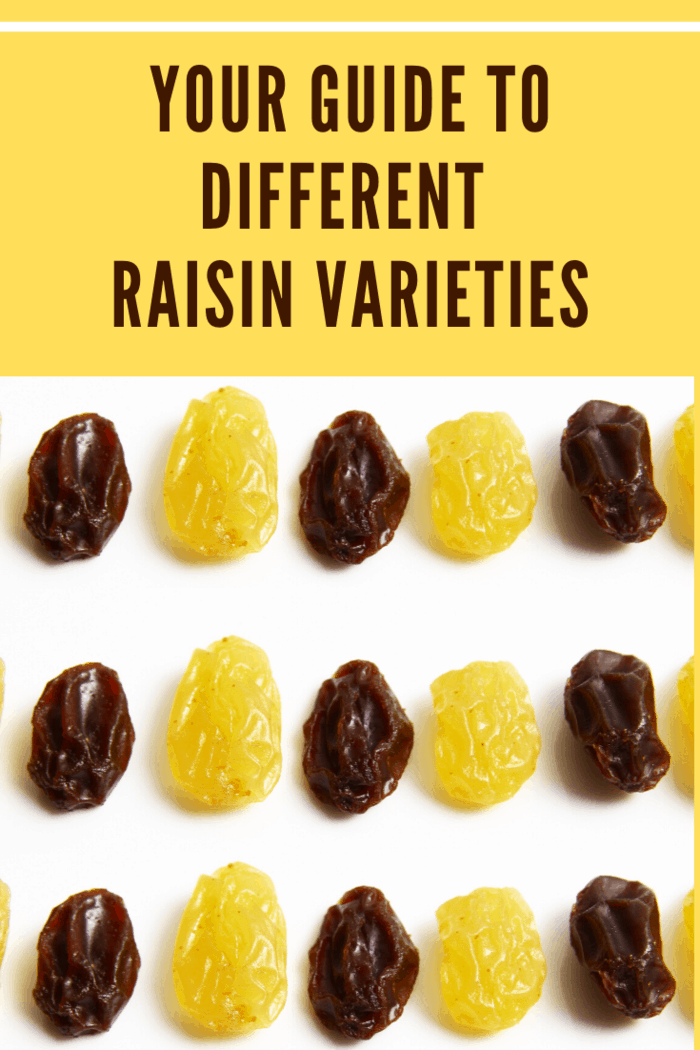 As you can see, there are tons of different raisins out there for you to try. Which raisin variety sounds best to you?
