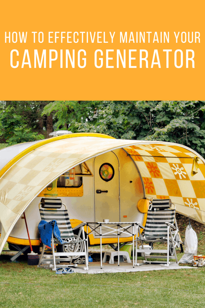 We want all the appliances in our RV to be powered by our generator and, as such, use more than one extension cord.