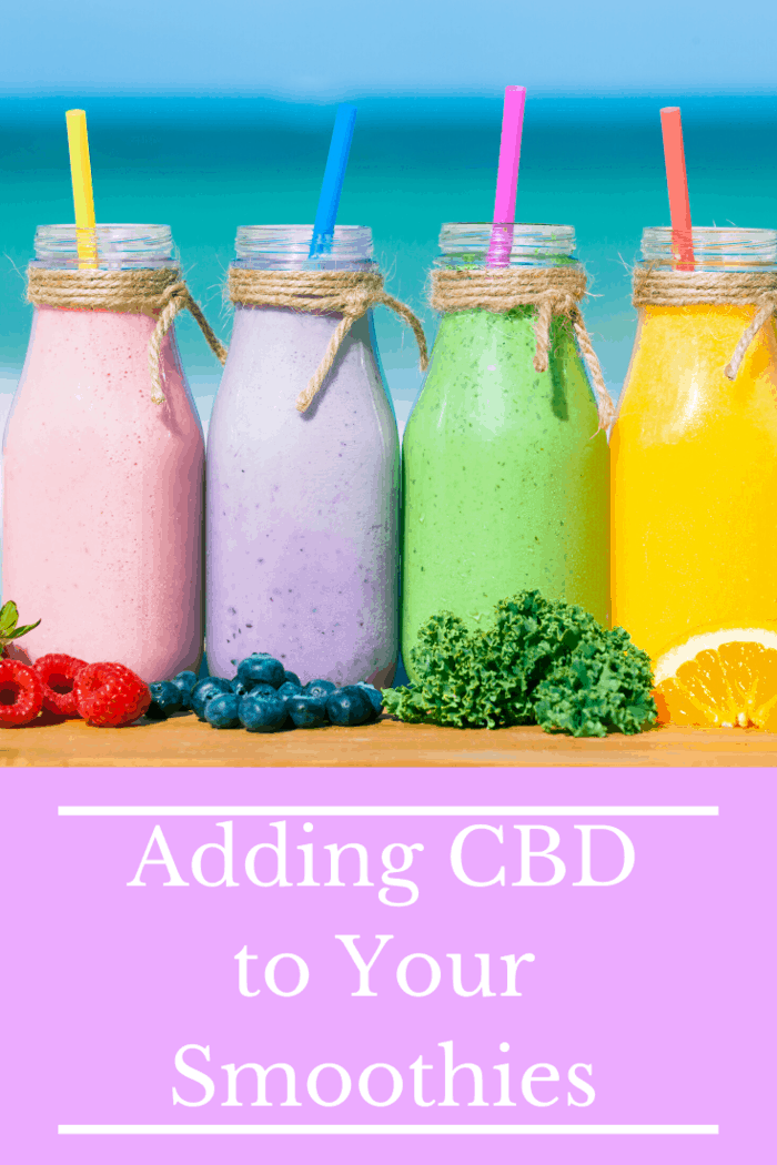 This is definitely one of the easiest ways to take CBD tincture with food. That's because it's incredibly easy to do.