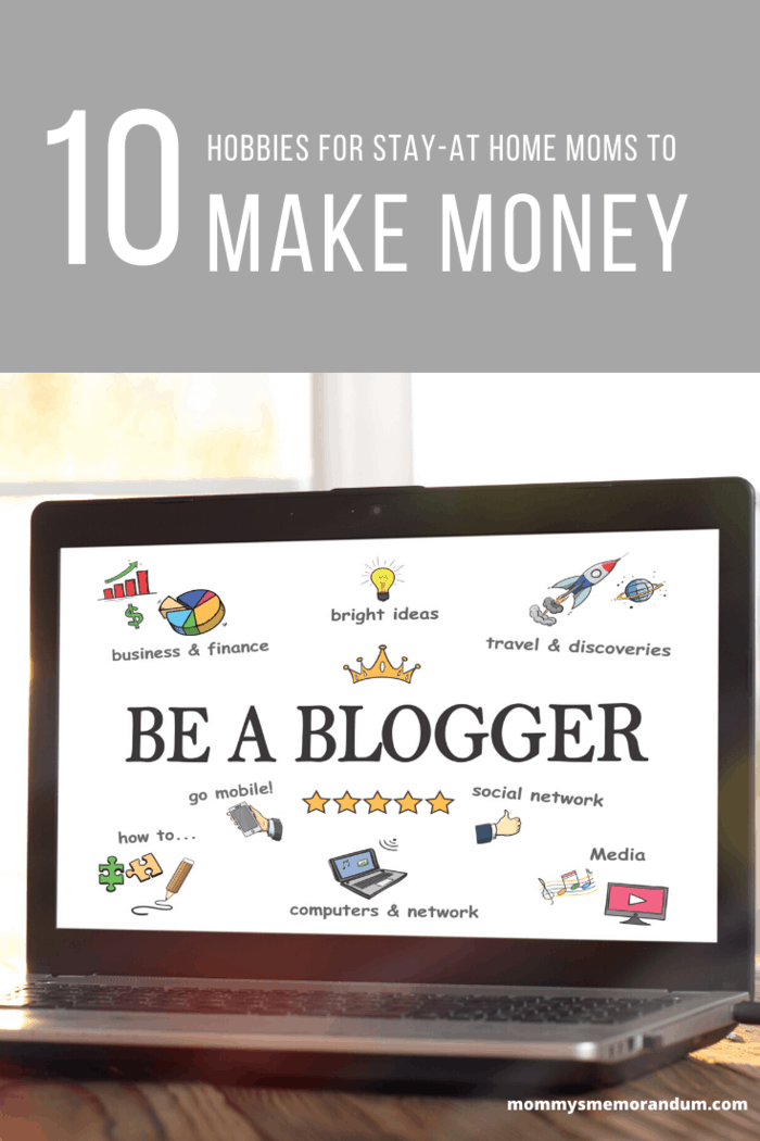 be a blogger and make money
