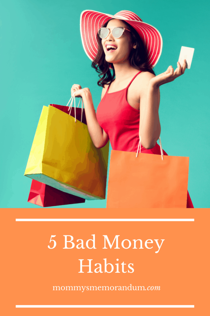 Don't let your emotions dictate your spending habits.