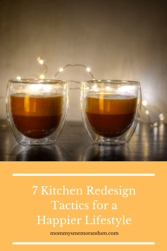 A designated coffee spot can help you keep all your supplies in one place in your kitchen redesign it's something to consider.