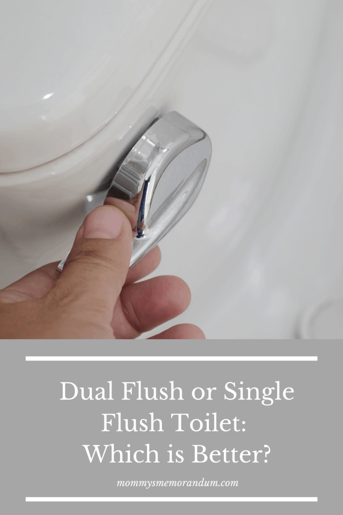 The single flush technology uses a single mechanism and is commonly found in almost every public and private bathroom.