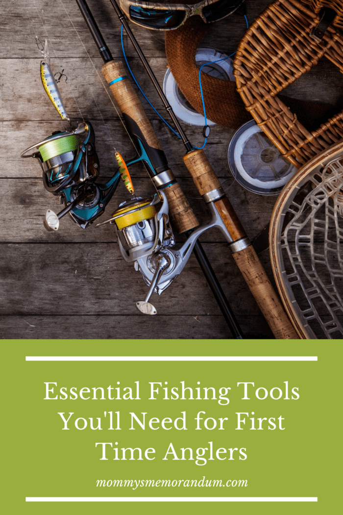 We all look for comfort and relaxation and you're thinking about taking up fishing! Here are essential fishing tools for the first time angler.
