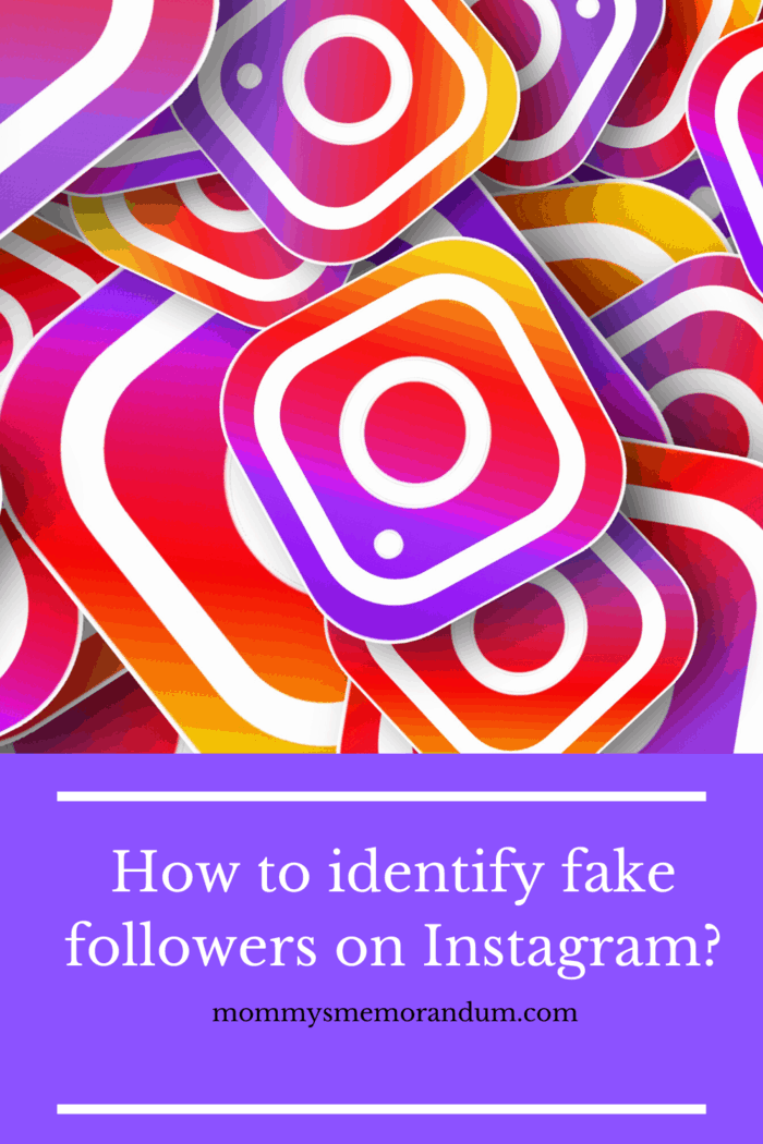 So make sure to spot fakes and look for the real, be wise when choosing the followers you want to work with because that will make all the difference in the results.