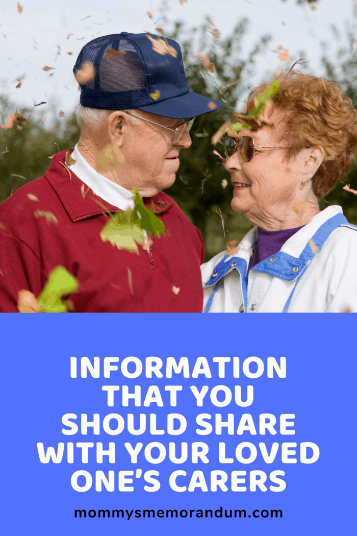 We discuss things your loved one's caregivers should know so your their care is a priority and followed,whether they are still at home or in a nursing home