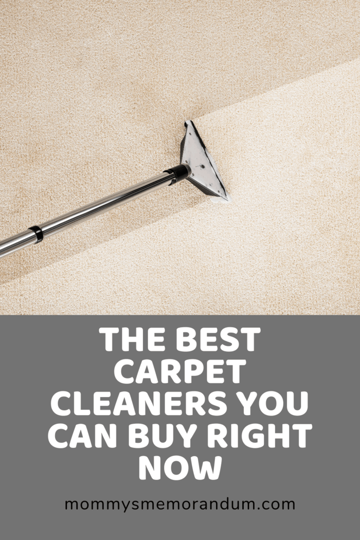 Keep up the regime and enjoy a fresh and hygienic carpet in your family home.