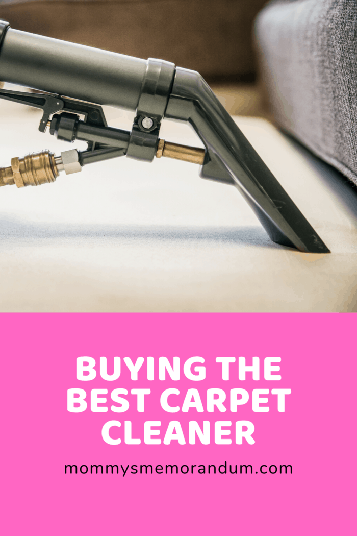 The Best Carpet Cleaners You Can Buy Right Now Mommy S Memo