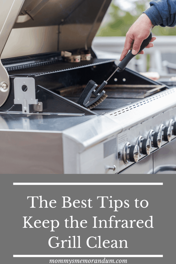 Here the tips to keep the infrared grill clean will help you in maintaining the long life of grill and enjoying outdoor gatherings again & again for long.