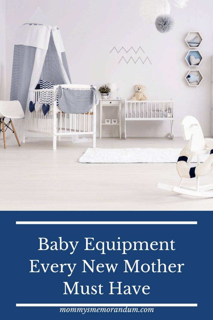 There are certain pieces of baby equipment that every mother needs to have before bringing their newborn home.