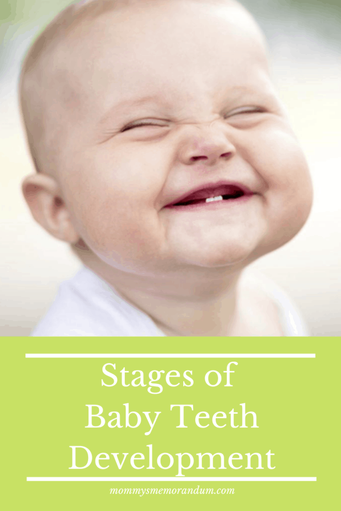 Baby teething? We talk about the different stages in baby teeth development so that you can have an idea of what to expect,