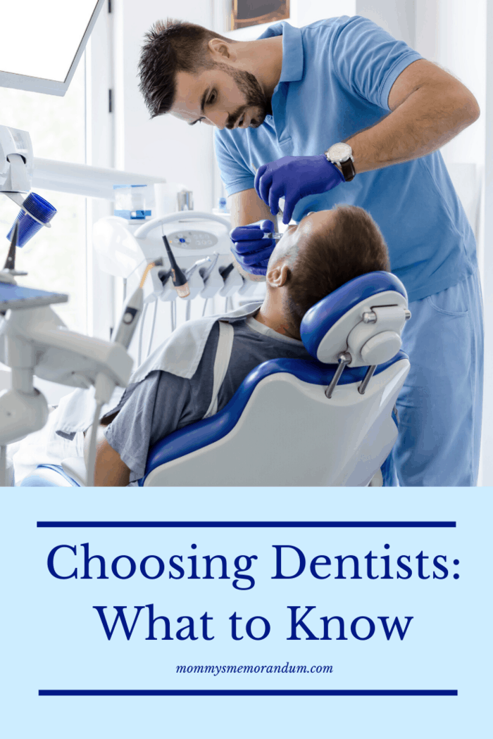 There is a chance that most of the organizations list the qualifications that dentists have.