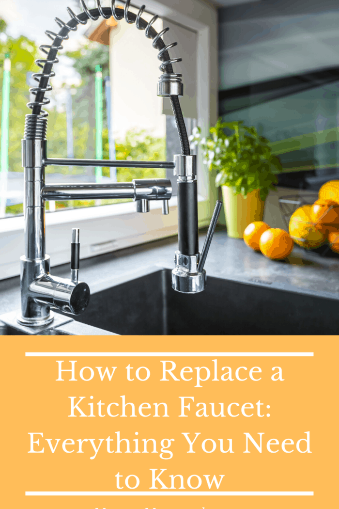 Before you get your hands wet and dirty, let us first discuss the key parts of a faucet.