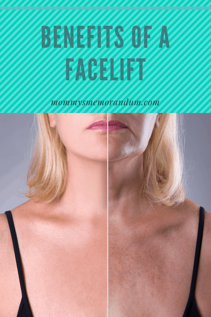 You may feel dissatisfied with the way you look, a facelift can help.