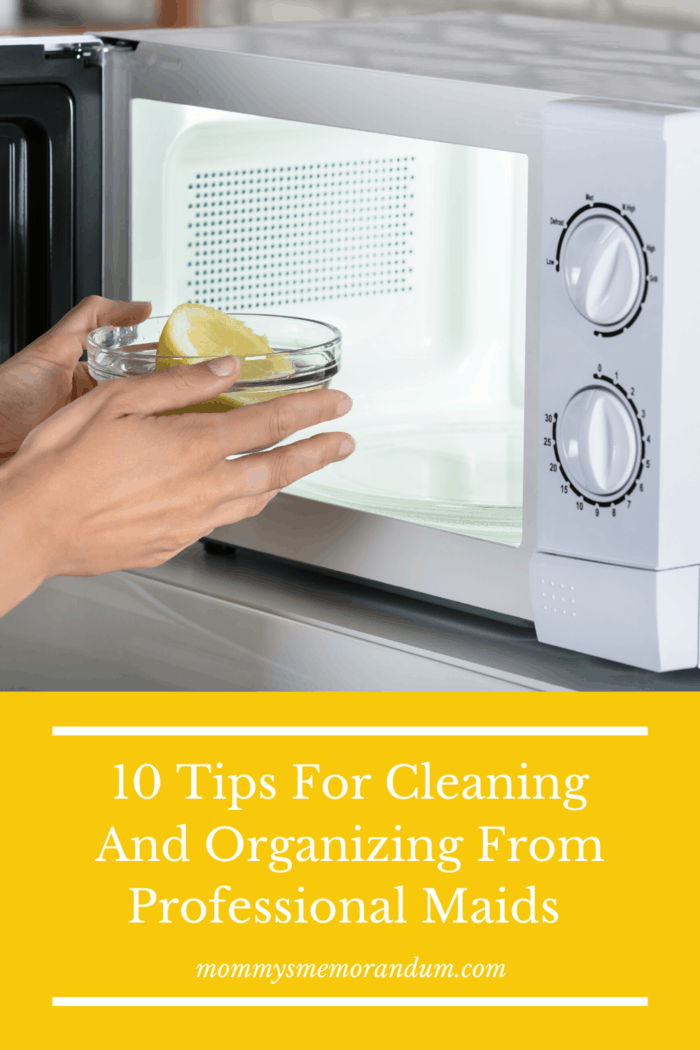 To clean the microwave first steam, it then cleans all the soft dirt and food particles set on the walls.