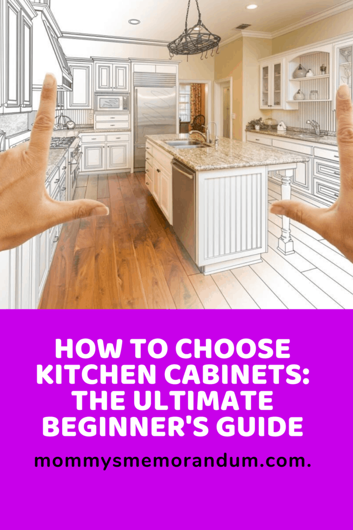 There are so many things to think about and so many questions to ask yourself when you begin shopping for new cabinets.