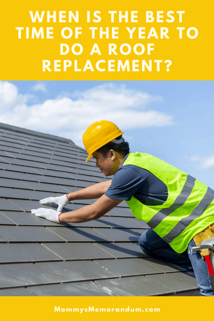 If you are among those contemplating to have the roof renovations done in autumn, then you should make your booking early on so that you find a suitable contractor and have the project completed on time.