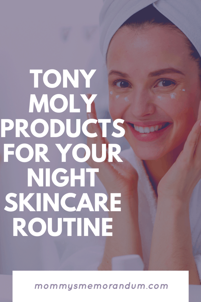 Tony Moly products are a win for your skin.#TONYMOLY #skincare #nightroutine #tonymolyproducts