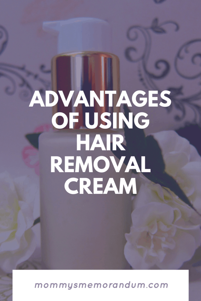 The obvious benefit that you'll be entitled to when you use hair removal creams is painless shaving sessions.
