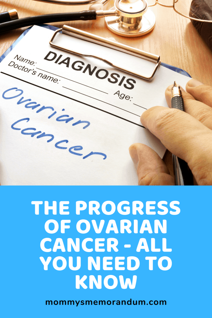 This is the most advanced stage of ovarian cancer, during this stage, the tumor has spread to the distant organs of the body.
