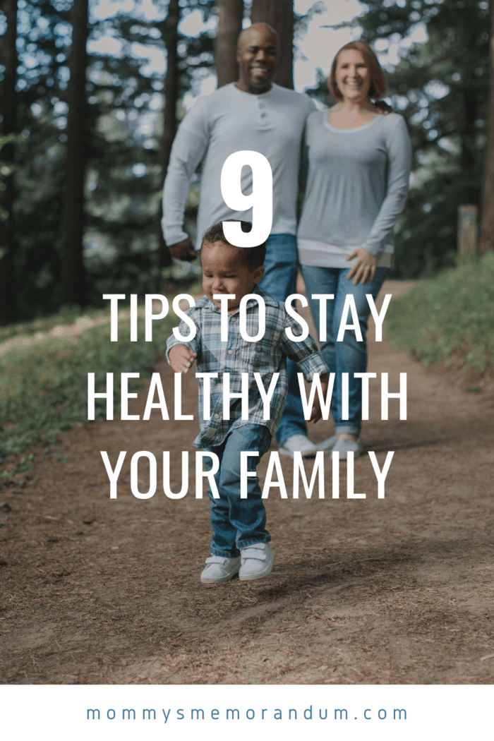 How to Stay Healthy Together?