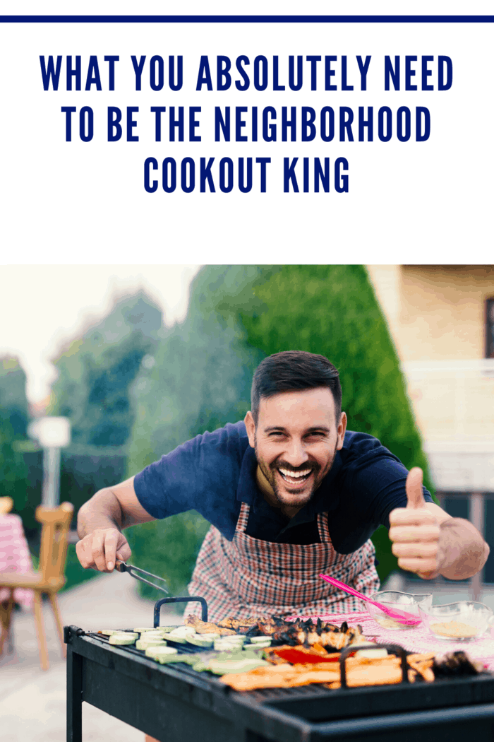 If you are a fan of cookouts and want to show the world your killer chef-like skills, check out the following tips that will help you be a cookout king in no time.