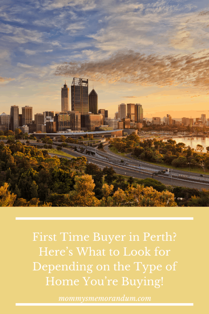 With property prices soaring to ridiculous levels over on the East Coast, Perth has long been considered a more affordable area for first-time buyers.