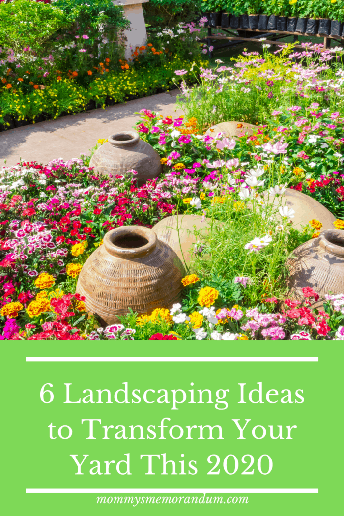Because a more colorful and varietal yard would look a lot more attractive and interesting in terms of one that has just the same type of colored plants.