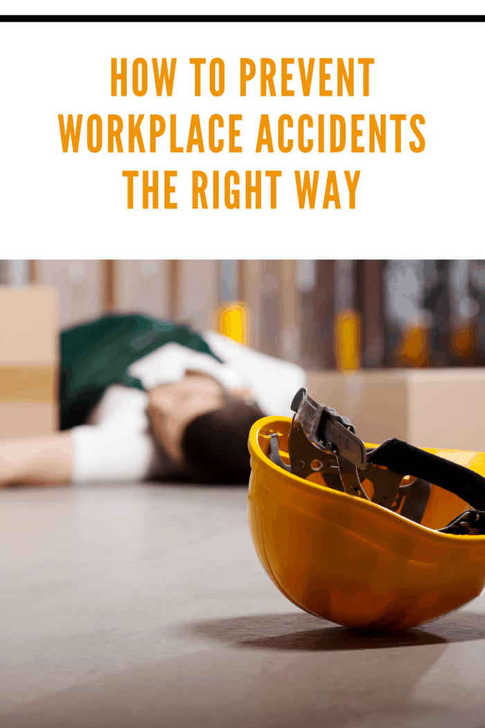 Each year there are more than 4.6 million accidents in workplaces across America.