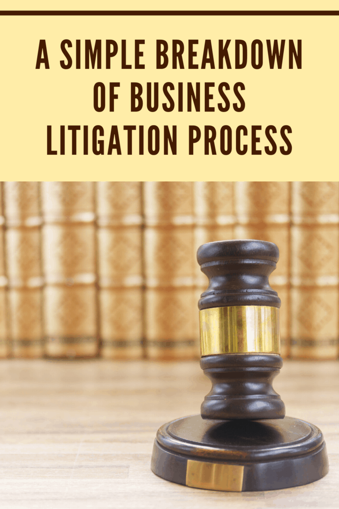 Many business litigation disputes are debt-related and will involve business-to-business collection.