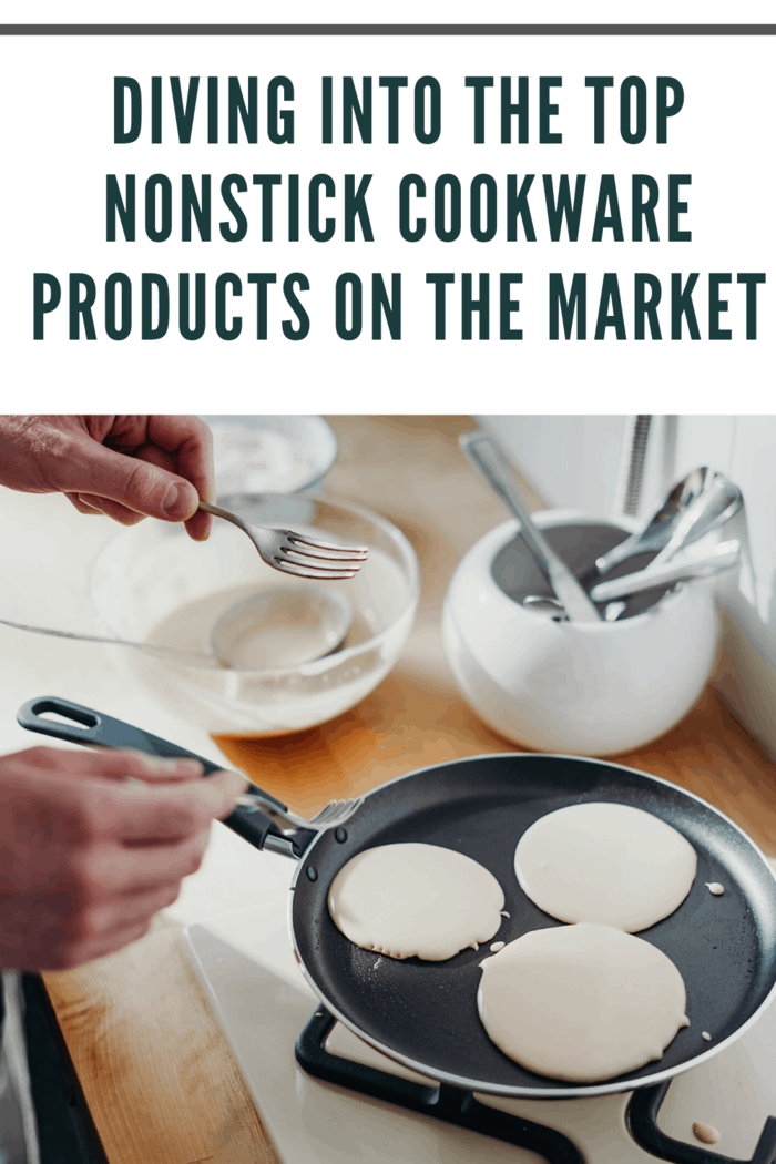 If you're already familiar with nonstick cookware and looking to expand your cooking game even further, you may consider the T-Fal Ultimate Hard-Anodized Cookware Set.
