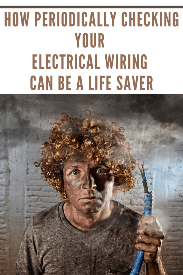 When you have wires left exposed and unattended, you risk being electrocuted.