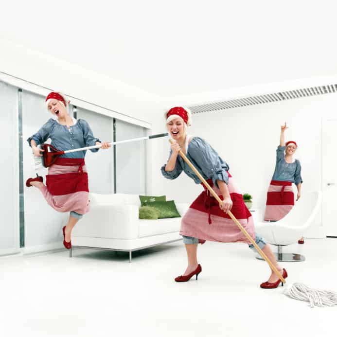 Worry no more, Austin House Cleaning has put together exciting tips that will make cleaning more fun.