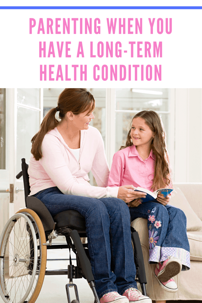 You may need to think about altering your home to accomodate a wheelchair, for instance.