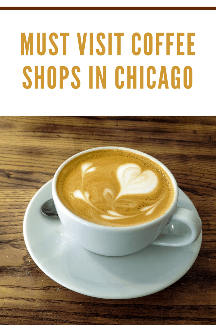 Chicago offers high-quality roasted coffee, and today many famous restaurants and coffee shops use their beans. #coffee #chicago #chicagocoffee