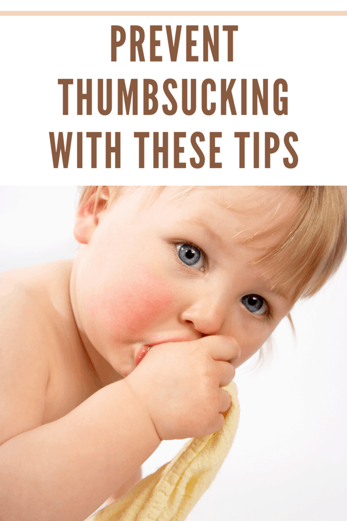 Look for positive ways to help your child stop sucking their thumb while also giving it time and practicing patience.