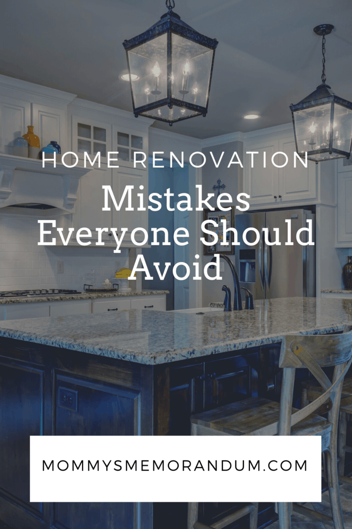 If you are of a home renovation, there are many things that will go through your mind.