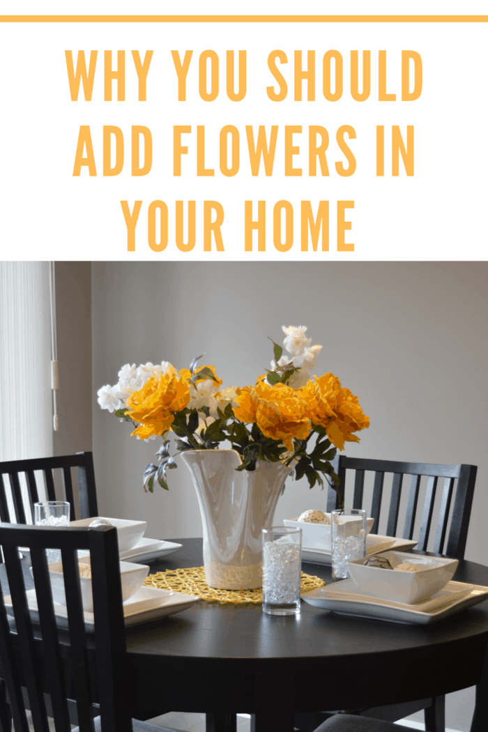 If you need them to add to your decoration or you need them as a centerpiece you just need to blend the flowers with colors in your space.