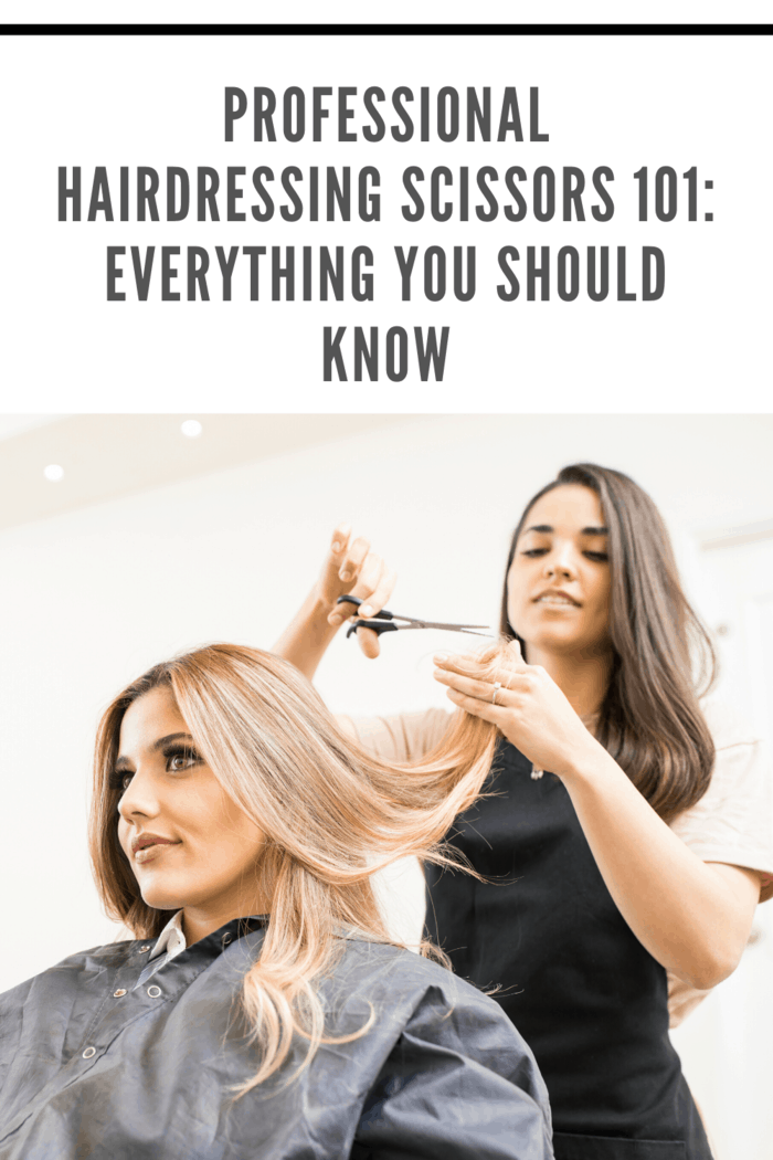 To create beautiful haircuts, every hairdresser needs to have the right pair of scissors.
