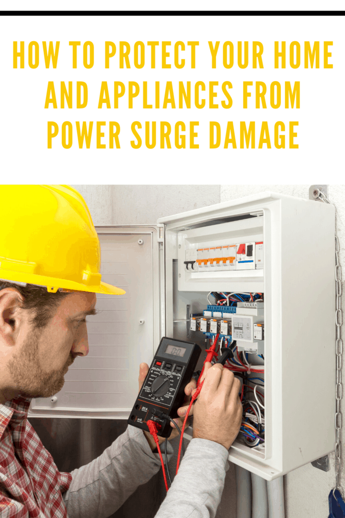 An electrician can take a look at your electrical system to see if there is any electrical wiring that has gone bad.