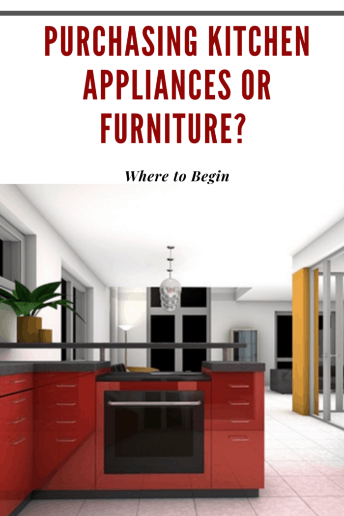 Need guidance on purchasing kitchen appliances or furniture for your new remodel or new space? We walk you through things to know.