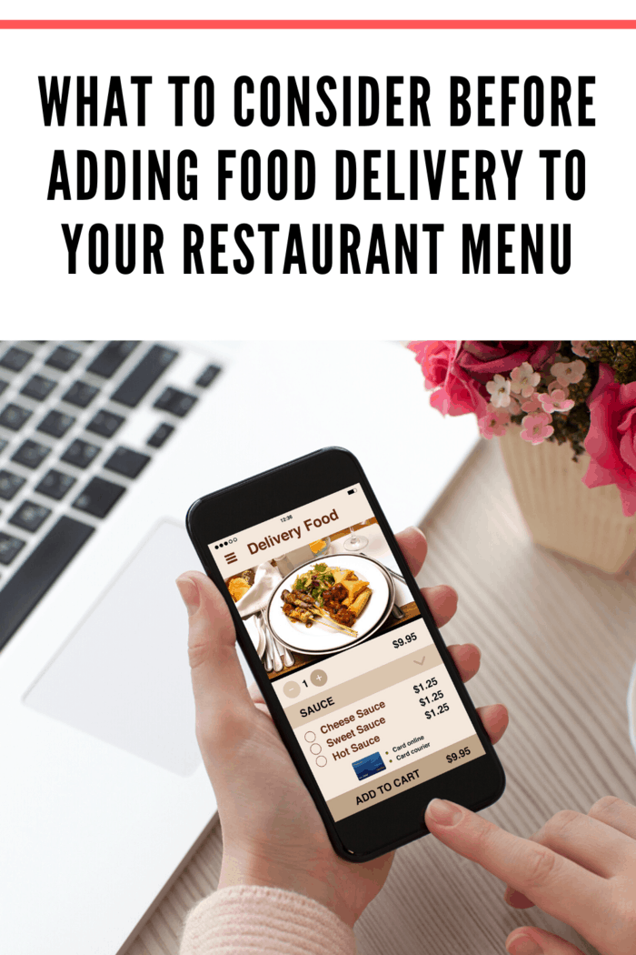 So keep on reading to find out how to offer online ordering and delivery services with maximum ease and minimum fuss.