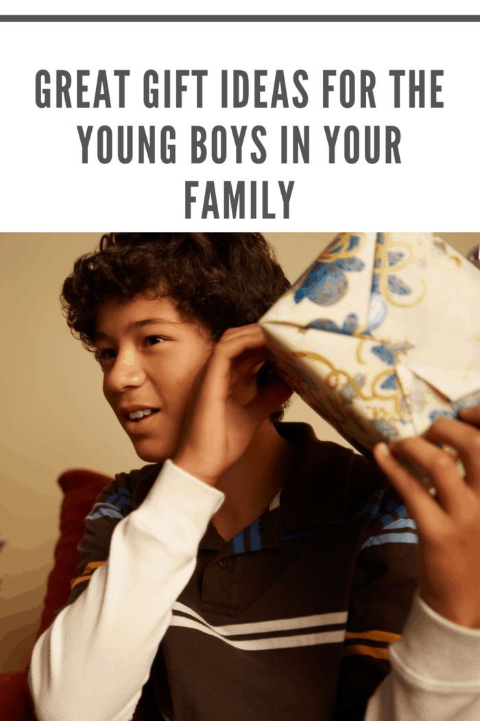 Teenage boys, especially at age 15, can be a bit more demanding than their younger counterparts.