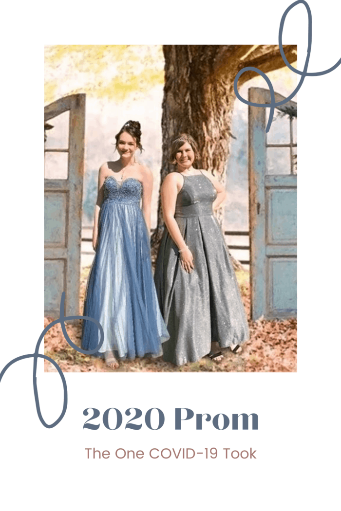 prom 2020 with friends