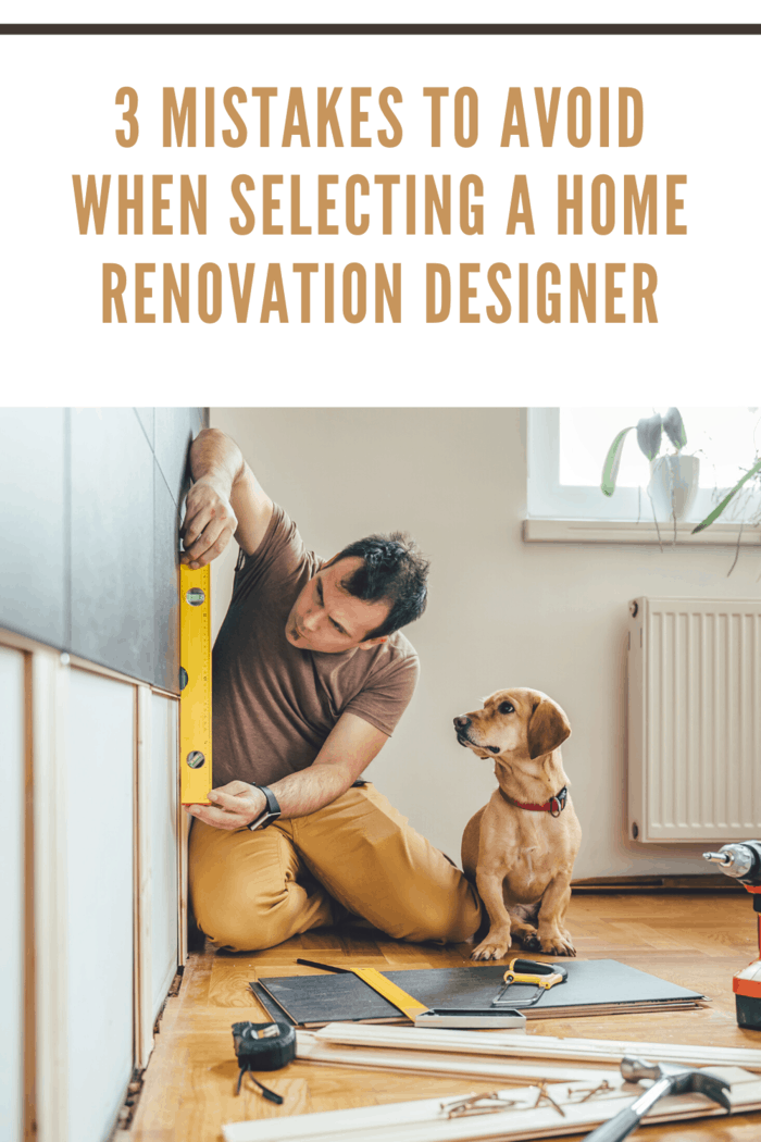 Home renovations! It' often a challenging experience, thus the need for involving a home renovation designer.