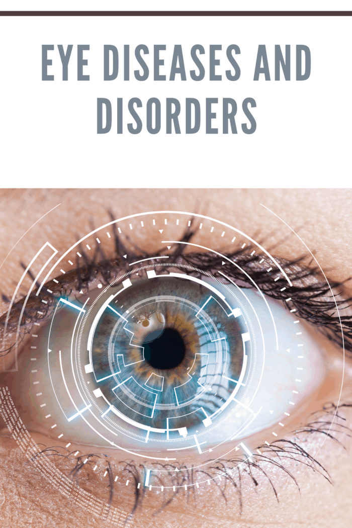 eye disease and eye disorders