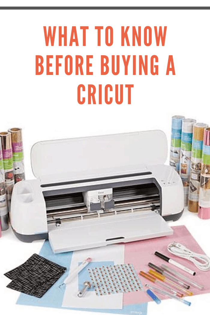Reasons that make the Cricut an awesome purchase, as well as a few factors that should make you want to reconsider getting one.