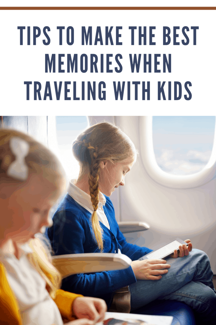 One of the easiest ways to entertain kids, especially on a flight or a long line at the airport, is with an electronic device.