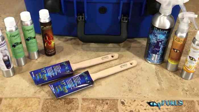 After years of study and research, our scientists formulated products that solved these nagging issues with tile and grout. pFOkUS's Incredible DIY Tile and Grout Cleaner and Sealer are Mentioned-Below: